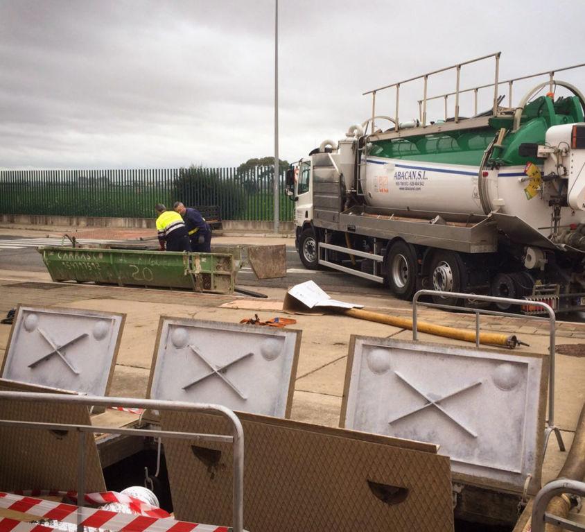 Planta de Gestión Final de Tratamiento de Aguas y Lodos con Hidrocarburos 02